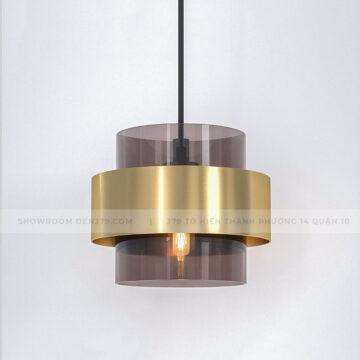 Đèn thả trang trí thủy tinh cao cấp DA3025