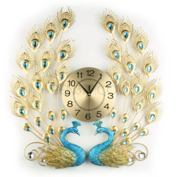 Đồng hồ trang trí VIRGO DH920