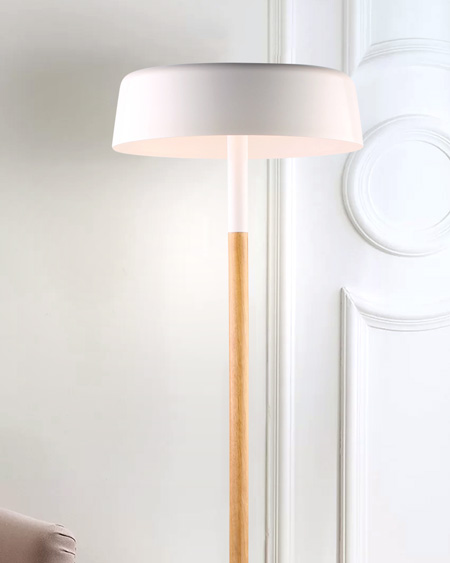 Đèn sàn bằng gỗ cao cấp FK8168