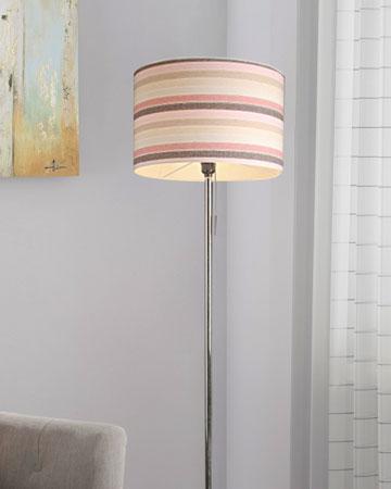 Đèn cây đứng chụp vải màu FK8318